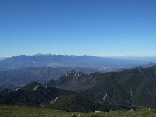 瑞牆山・八ヶ岳