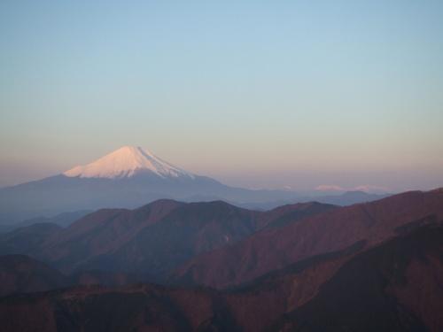 富士山・南アルプス